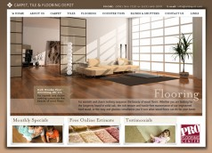 Carpet Tile & Flooring